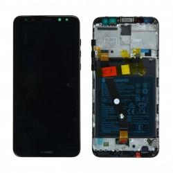 Écran complet Mate 9 Lite Huawei Noir 02351QCY
