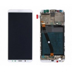 Écran complet Mate 10 Lite Huawei Blanc 02351QXU