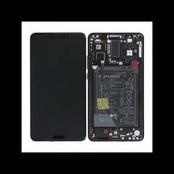 Écran complet Mate 10 Huawei Noir 02351QAH