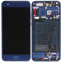 Écran complet Honor 9 Huawei Bleu 02351LBV