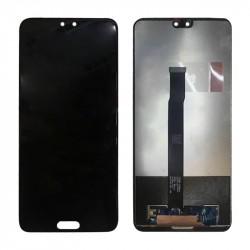 Écran complet P20 Huawei Noir 02351WKF