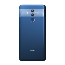 Face Arrière Mate 10 Pro Huawei Bleue 02351RWH