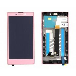 Écran complet Xperia L2 Sony Pink A/8CS-81030-0003