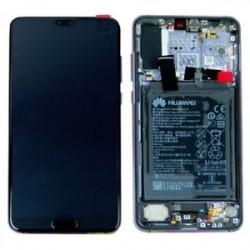 Écran complet P20 Pro Huawei Noir 02351WQK