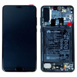Écran complet P20 Pro Huawei Bleu 02351WTP