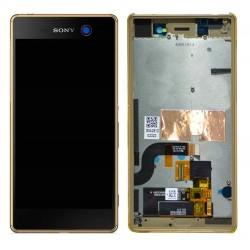 Écran Complet Xperia M5 Or 191HLY0006C-GCS