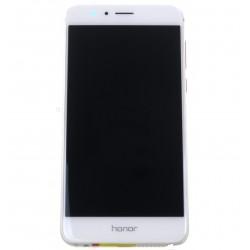 Écran complet Honor 8 Lite Huawei Blanc 02351DYN