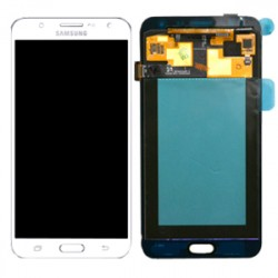 Écran complet J7 J700F Samsung Blanc GH97-17670A