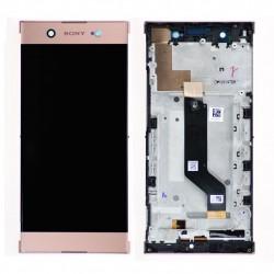 Écran complet XA1 Ultra Sony Pink 78PB3400040