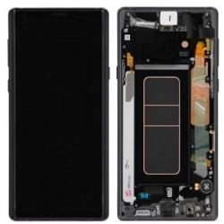 Écran complet Note 9 N960 Samsung Noir GH97-22269A