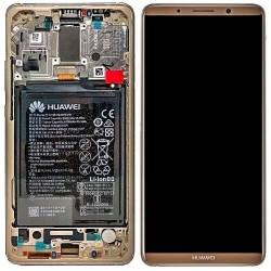 Écran complet Mate 10 Pro Huawei Marron 02351RQM