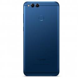 Face Arrière Honor 7x Huawei Bleue 02351SDJ
