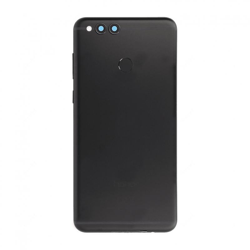 Face Arrière Honor 7x Huawei Noire 02351SDK