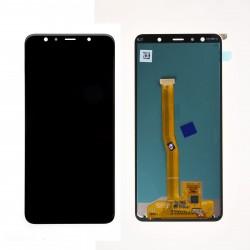 Écran complet A7 2018 Samsung Noir GH96-12078A Gsmclinique©