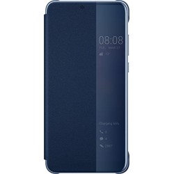 P20 Pro Smart View Flip Cover Deep Blue Original 51992368