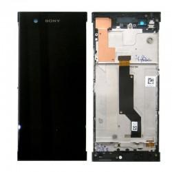 Écran complet XA1 G3121 / XA1 Dual G3112 Sony Noir 78PA9100100