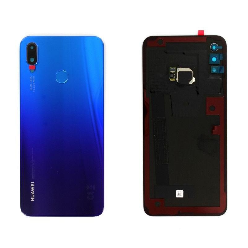 Face Arrière P Smart Plus Huawei Purple 02352CAK