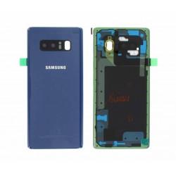 Face arrière Note 8 N950 Samsung Bleue GH82-14979B