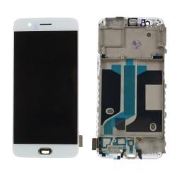 Écran Complet OnePlus 5 Blanc OP1014