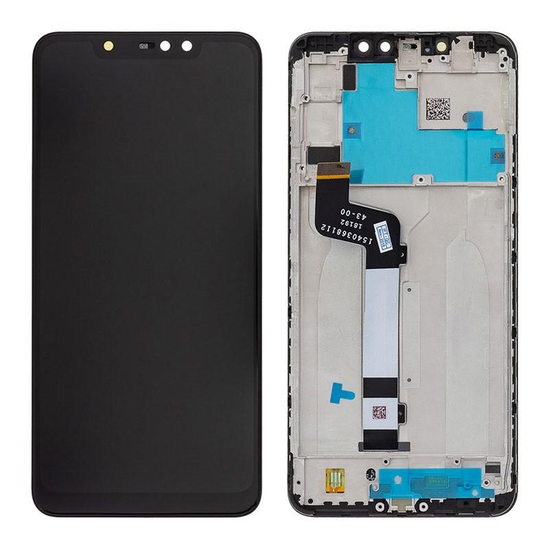 Écran complet Redmi Note 6 Pro Xiaomi Noir 5606100640C7