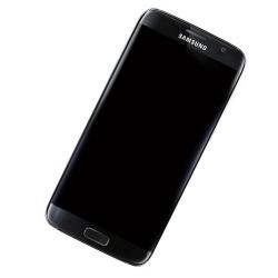Écran complet Galaxy S7 Edge G935 Samsung Noir GH97-18533A