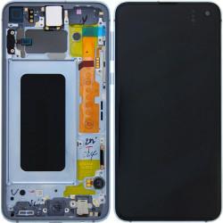 Écran complet S10e G970F Samsung Bleu GH82-18852C