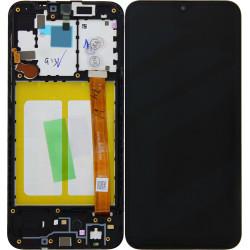 Écran complet A20e A202 Samsung Noir GH82-20229A