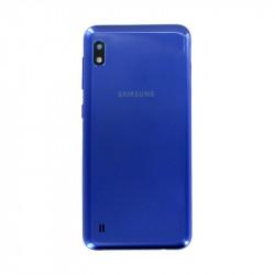 Face arrière A10 A105F Samsung Bleue GH82-20232B