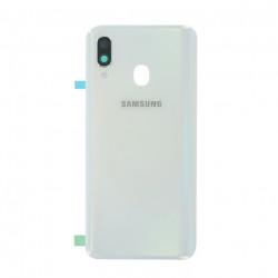 Face arrière A40 A405F Samsung Blanche GH82-19406B