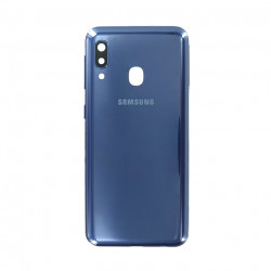 Face arrière A20 A202F Samsung Bleue GH82-20125C