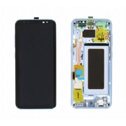 Écran complet S8 G950 Samsung Bleu GH97-20457D