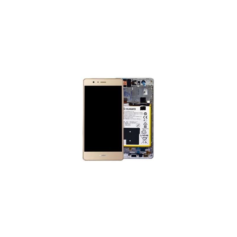 Écran complet P9 Lite Huawei Or 02350TMS