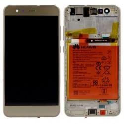 Ecran complet P10 Lite Huawei Gold