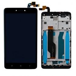 Ecran Complet Xiaomi Redmi Note 4/4X Noir