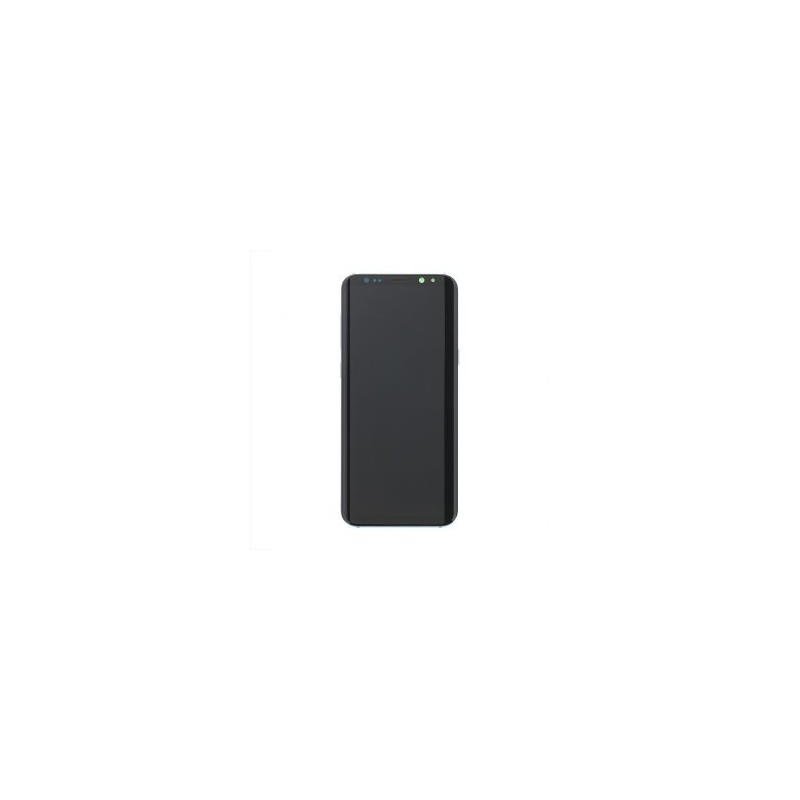 Écran complet S9+ G965F Samsung Bleu GH97-21691D