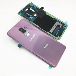 Face Arrière Galaxy S9+ G965 Samsung Violet GH82-15660B